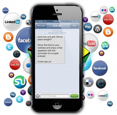 Text Marketing Trumps Social Media