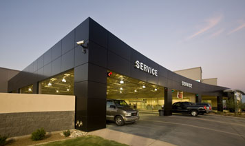 Text message marketing for auto service centers