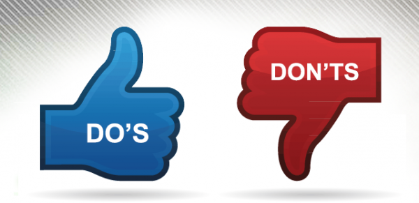dos-and-donts of sms marketing