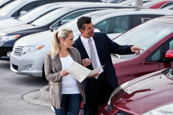 Text marketing for car dealerships