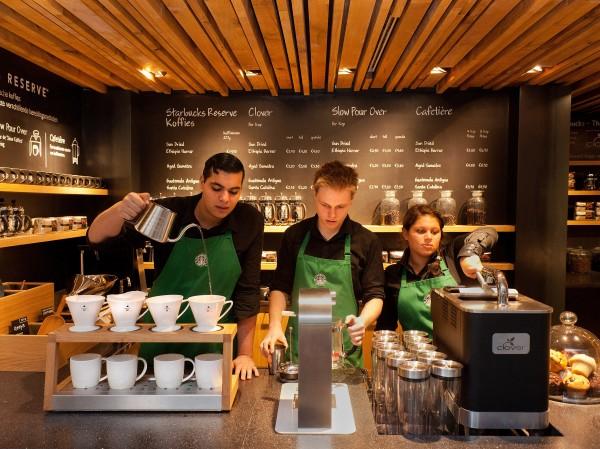 Text Marketing - Starbucks Style