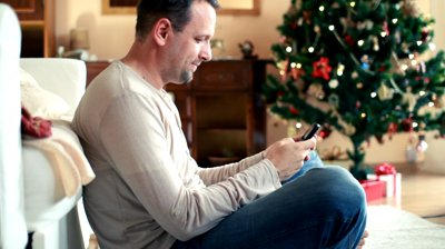 Text marketing this holiday season