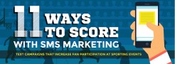 sms marketing sports